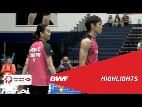YONEX US Open 2019 | Finals XD Highlights | BWF 2019