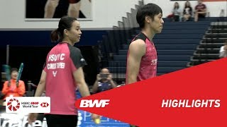 YONEX US Open 2019 | Finals XD Highlights | BWF 2019