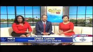 Lynda Carter Call in Interview on Good Day DC /WTTG Washington DC - Lynda Carter on YouTube