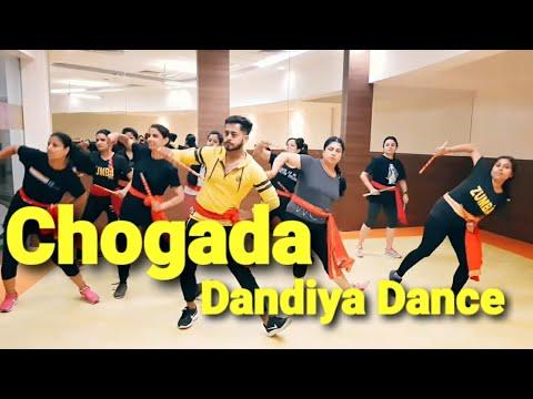 Chogada  | Loveyatri | dandiya dance | fitness workout by amit |