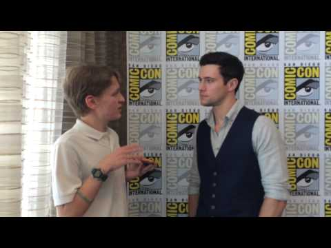 Falling Skies Drew Roy Interview