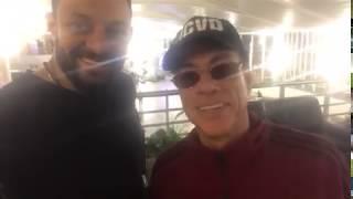رسالة ڤاندام لمحمد رمضان | Van Damme's Message to Mohamed Ramadan