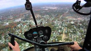 In Flight Helicopter Training Video