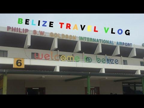 VISITING BELIZE!! PART ONE || TRAVEL VLOG