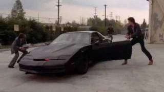 Knight Rider KITT...Get on board