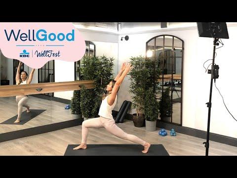Core Conditioning Pilates with Platinum Pilates
