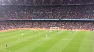 FC Barcelona gegen Real Sociedad 3:2 Part7