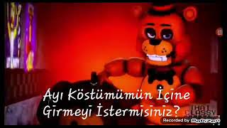 Fnaf 2 Rap (Altyazılı) | Rap by Jt Music