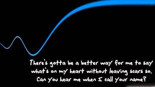 Call Your Name - Daughtry (Lyrics)