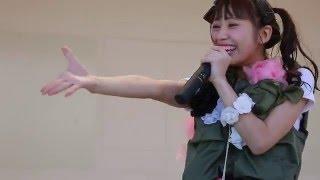 2016年5月4日 東武池袋百貨店スカイデッキ8Fで行われた「ONE」リリース...