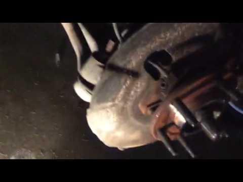 2002 Trailblazer CV Joint Axle noise