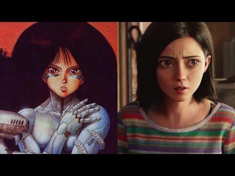 WTF Is Alita: Battle Angel? - Trailer Breakdown letöltés