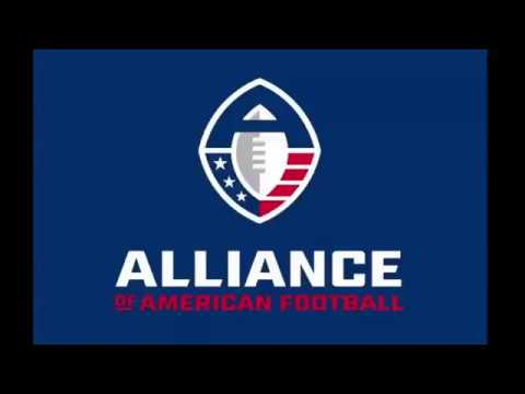 Aaf Team Logos And Uniforms Alliance Of American Football League