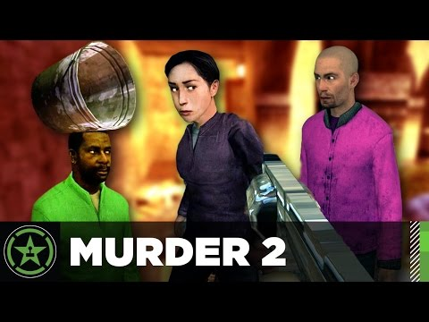 Let's Play - Gmod: Murder Part 2