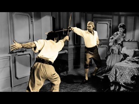 CAPTAIN KIDD  Charles Laughton  Randolph Scott  Full Movie  English  HD  720p