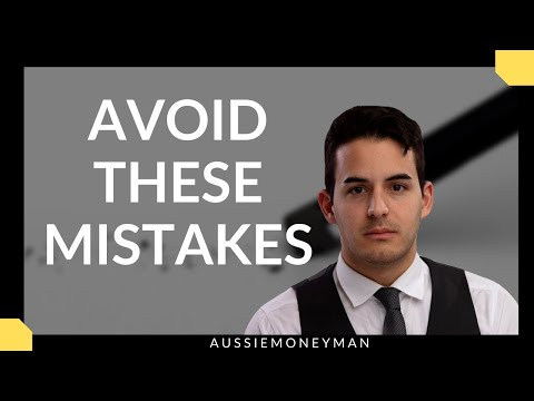 The 4 Biggest Financial Mistakes I Have Made - Lost $1,250,000