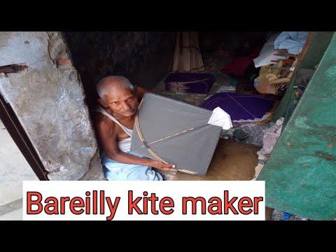 Bareilly kite maker yameel khan!!! बरेली की पतंग बनाने वाले यामीन खान!!! Kite Lover!!