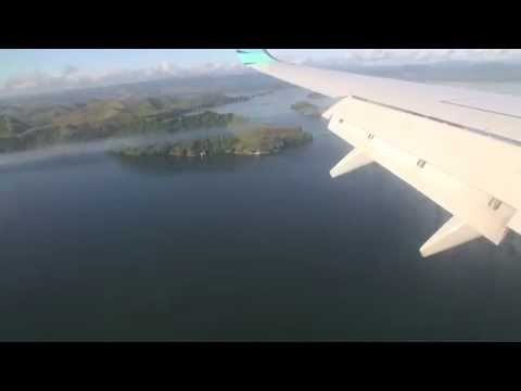 Garuda Indonesia Nonstop Flight From Jakarta to Jayapura, Papua ガルーダ航空ジャヤプラ直行便