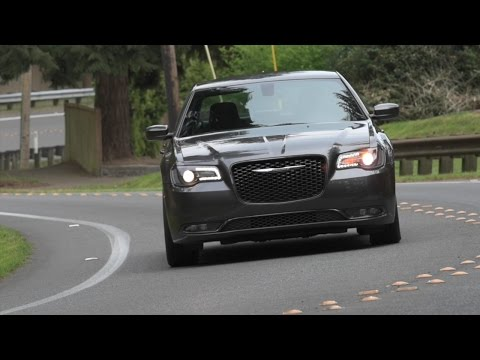 2015 Chrysler 300S Review – AutoNation
