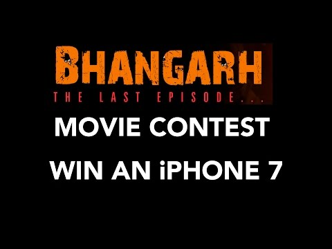 Win an iPhone 7   Bhangarh: The Last Episode Movie Contest   Indian-Hindi-Bollywood Horror