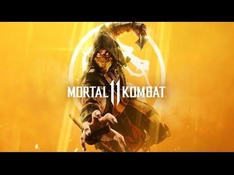 Mortal Kombat  Theme Song Instrumental ( Savage Immortal Instrumental Type Beat) (reprod.PVRPLE)