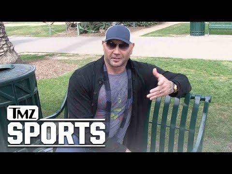 Dave Bautista Says He Might Leave USA if Donald Trump Gets ReElected  TMZ Sports