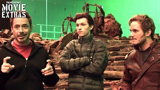 Avengers: Infinity War Day One Production - Extended First Look