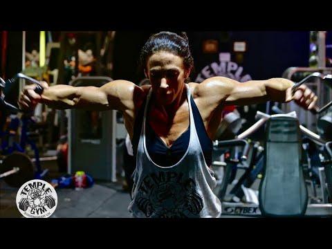Female Bodybuilder Clarissa Johnson – Female Bodybuilding Motivation
