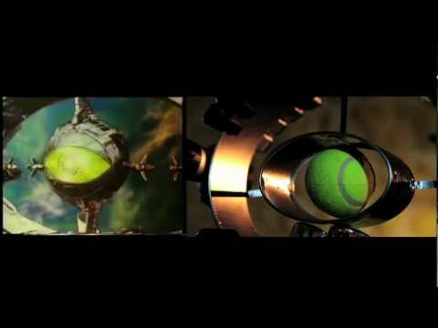 Ulysses 31 Redux and Original - side-by-side
