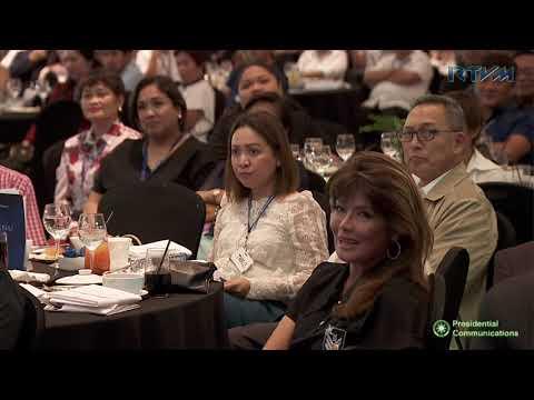 LMP Visayas Island Cluster Conference (Speech) 08/21/18
