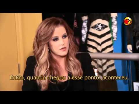 Lisa Marie Presley - Entrevista (Interview) - Elvis Week 2012