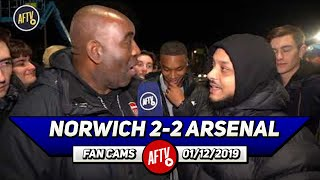 Norwich 2-2 Arsenal | Xhaka Did Alright Today I Can't Lie! (Troopz)