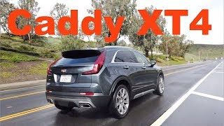 Cadillac  XT4 Crossover - Review by Ron Doron