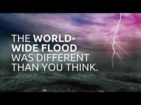 Noah's Ark and the Flood with Tim Chaffey