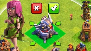 EAGLE ARTILLERY!  Fix that Engineer ep8 | Clash of Clans