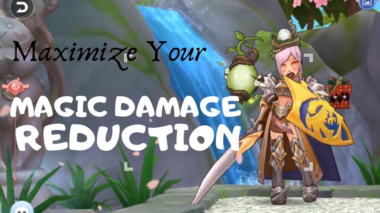 Ragnarok Mobile : Magic Damage Reduction