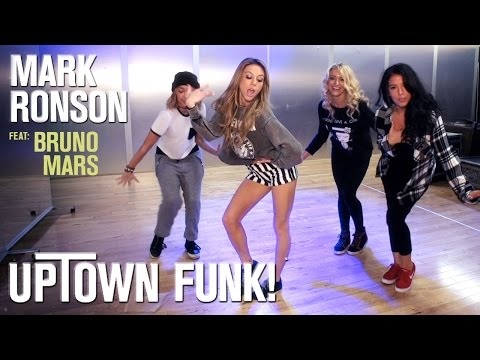 Mark Ronson - Uptown Funk ft. Bruno Mars (Dance...