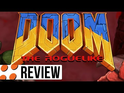 Doom, The Roguelike (DRL) Video Review