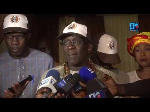 """Macky Sall réélu: """"Tout le monde  peut considérer être maître de la victoire """"  Diouf sarr"""
