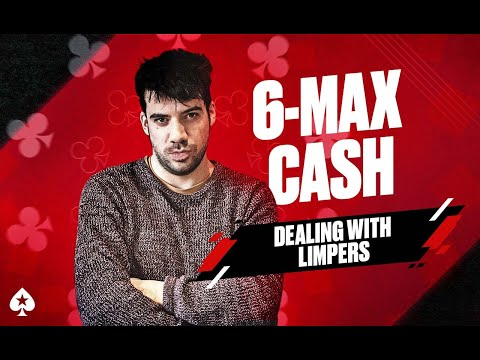 6-Max Cash Game Guide, Episode 2 - Dealing with Limpers
