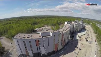 Keimolanmäki, Vantaa | Ilmakuva kerrostaloalueesta