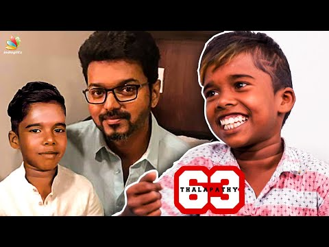 VIJAY 63 Shooting : Thalapathy Trolled me Back | Poovaiyar Interview Part 2 | Super Singer, Vijay TV