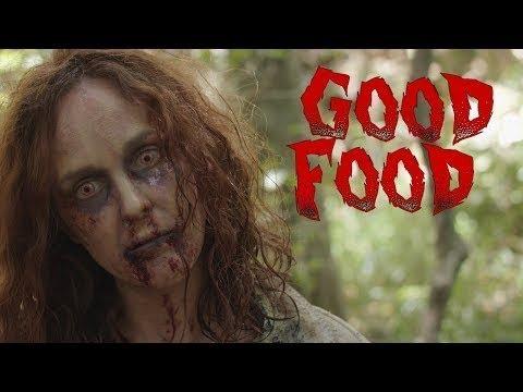 GOOD FOOD !  Funny Zombie Short Film (court Métrage De Zombie Drôle)