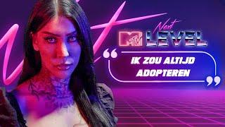 """JESSIE MAYA: """"Ik Weet Nu Dat Ik KINDEREN Wil""""   MTV Next Level"""