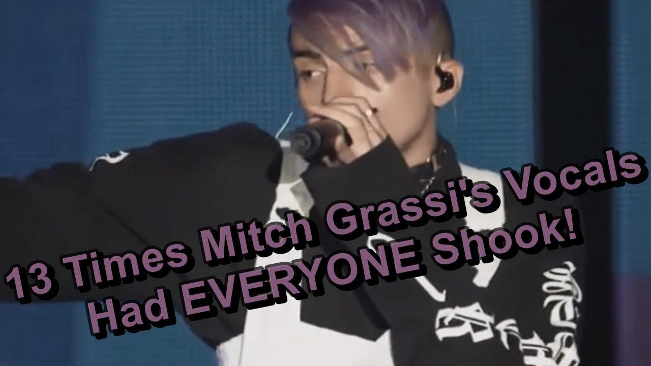 Pentatonix Mitch Grassi bio: age, height, net worth, is he