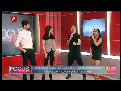 Jukebox şi Bella Santiago, la un pas de Eurovision