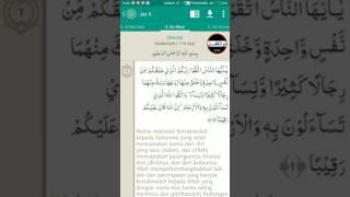 [569.77 KB] Surat An - Nisa' ayat 1
