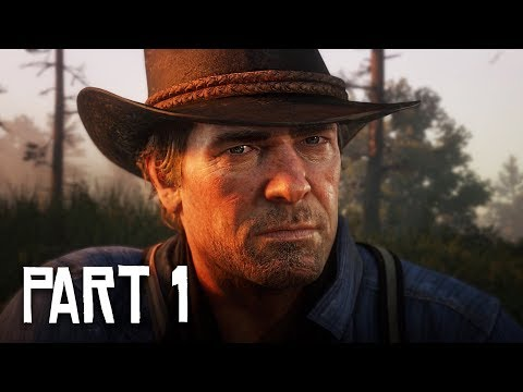 Red Dead Redemption 2 Gameplay Walkthrough, Part 1! (RDR 2 PS4 Pro Gameplay)