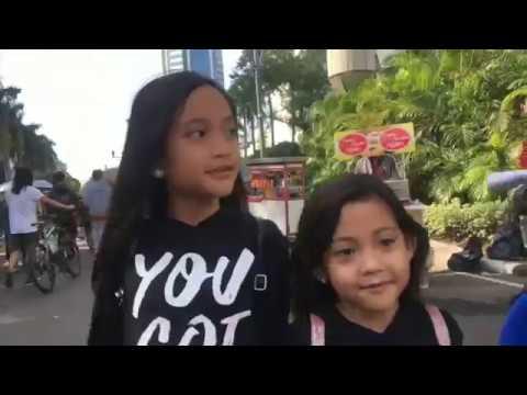 LAYLA POO & ZARA TOON CFD JAKARTA