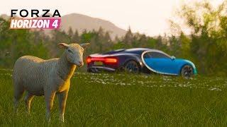 Forza Horizon 4 - Fails and Wins #1 (Funny Moments Compilation)